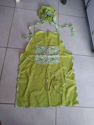 Vendo avental pra vende açaí - Foto 3
