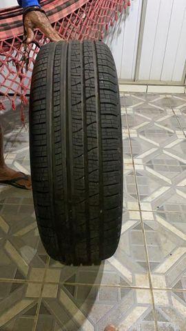 RODA + pneus da Fiat toro ultra - Foto 2