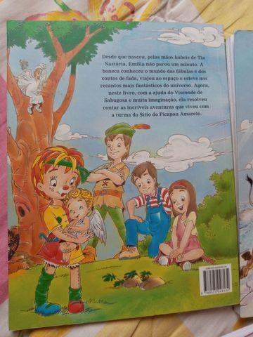 Livros Sítio do Picapau Amarelo clássicos - Foto 2