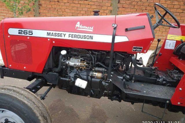 Trator 265 Massey Ferguson - 06/06 1029 - Foto 3