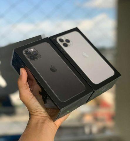 Iphone 11 PRO (LACRADO 64GB VERDE PRETO OU DOURADO) - Garantia ( Anatel)