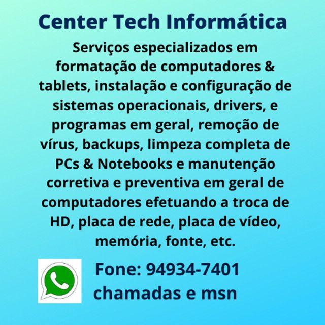 Center Tech Informática