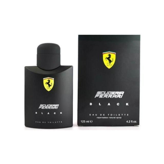 Perfume Ferrari Black Masculino 125ml Eau De Toilette - Foto 2