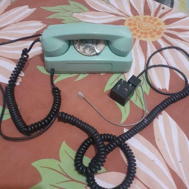 Aparelho telefone vintage