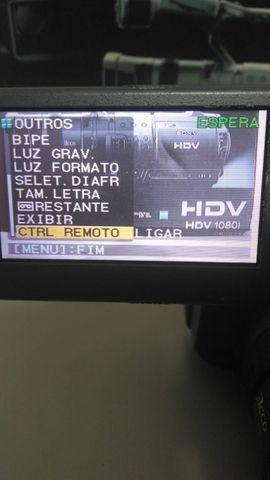 Filmadora Sony HDR -FX1 HDV 1080i - Foto 6