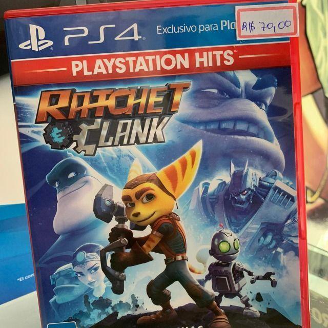 Jogos Originais para Playstation 4 (Novos e Seminovos) com garantia - Foto 6