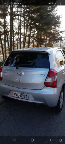 Toyota etios x 1.3 2015 - Foto 2