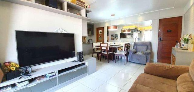 Apartamento à venda no Parque cidade Jardim | 92m 3/4 uma suite | Capim macio - Foto 2