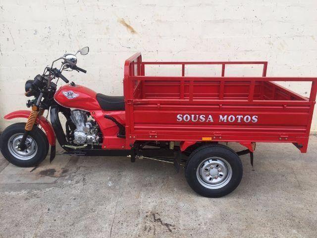 Triciclo Cargo 150cc PA-Belem - Foto 2