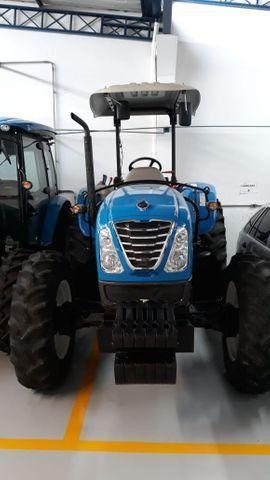 Trator LS Plus90 Usado 500 horas ano 2019 - Foto 3