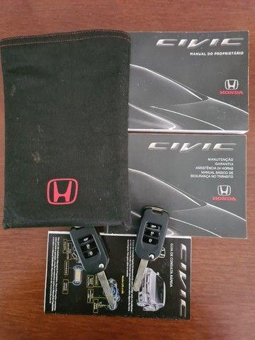 Civic lxr 2.0 automático 2014 - Foto 19