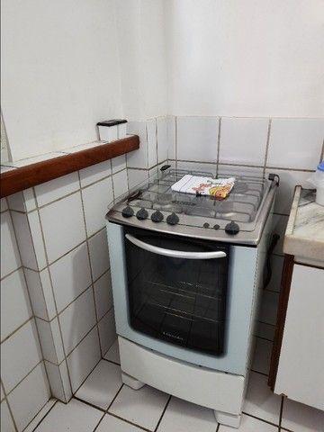 Flat na praia para temporada, quarto e sala, em Jaboatão, região Metropolitana de Recife - Foto 6