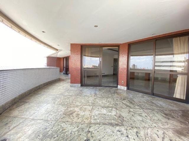 Ed. Atlantis - 250 m² - 3 suítes + gabinete - Foto 5