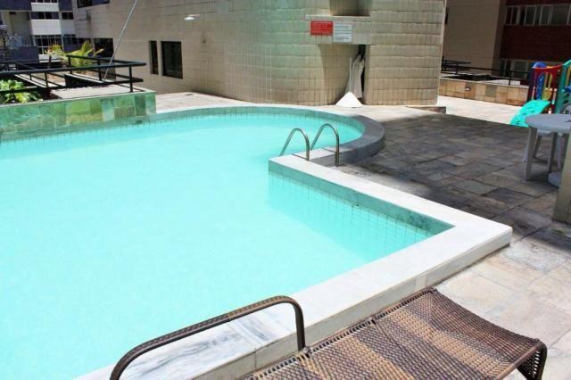 Apartamento com 4 quartos para alugar, 170 m² por R$ 6.000/mês com taxas- Boa Viagem - Rec - Foto 19