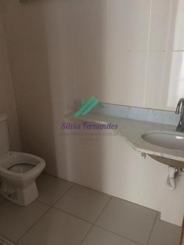 Apartamento para Locação em Rio das Ostras, Recreio, 3 dormitórios, 1 suíte, 2 banheiros,  - Foto 12