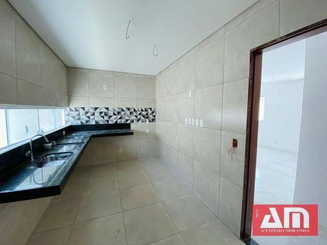 Casa com 3 dormitórios à venda, 145 m² por R$ 350.000 - Gravatá/PE - Foto 13