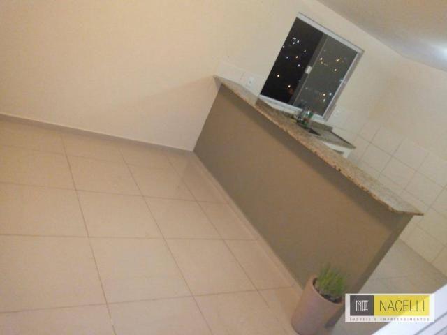 Casa com 3 dormitórios à venda, 126 m² por R$ 375.000,00 - Água Limpa - Volta Redonda/RJ - Foto 4