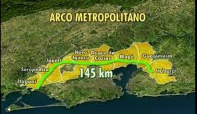 Área 778.000m² em Japeri- oportunidade para construtoras!!! - Foto 4