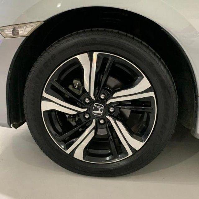 Honda Civic Sedan EXL 2.0 Flex 16V Aut.4p 2017/2017 - Foto 10