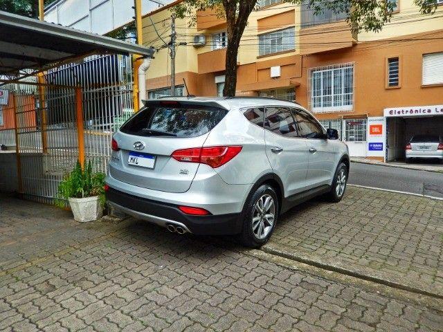 Hyundai Santa Fe 3.3 V6 2014 Excelente Estado - Foto 2