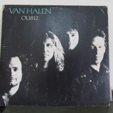 Oferta!! Lp Van Halen - Ou812- 1988