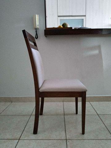 Mesa de jantar com cadeiras - Foto 5