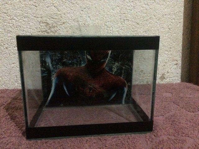 Beteira adesivada homem aranha  - Foto 3