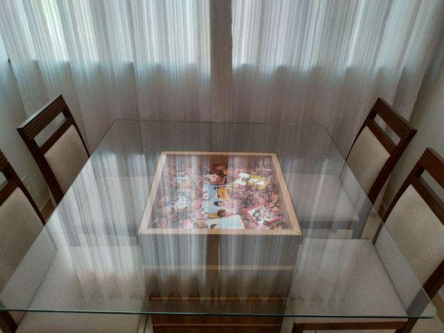 Mesa de jantar com cadeiras - Foto 3