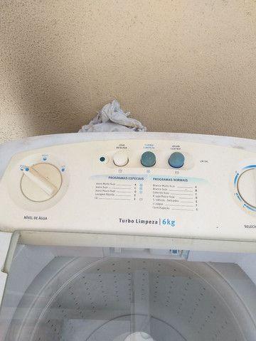 Máquina de Lavar roupas electrolux 6kg. - Foto 5