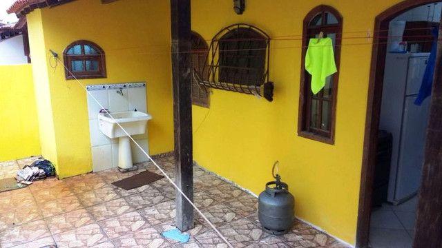 Casa nova 2 Qts 1 Suíte em Itaúna a 3 quadras da praia, mobiliada - Foto 2