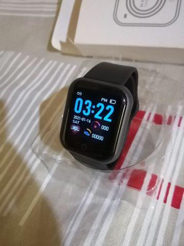 Presente smartwatch y68  - Foto 3