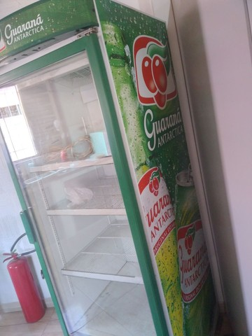Geladeira frezzer pra bebida  1300 reais - Foto 3