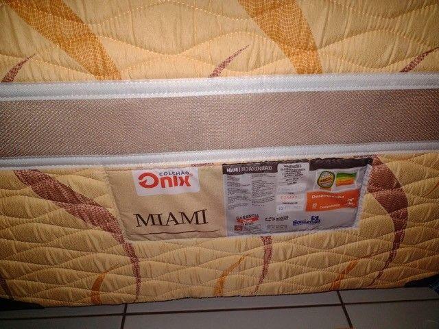 Cama box solteiro Ônix - molas ensacadas  - Foto 2