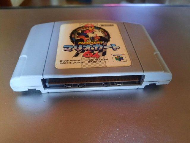 Jogo Mario Kart Nintendo 64 - Foto 4