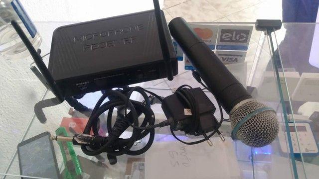 Vendo um microfone  - Foto 5