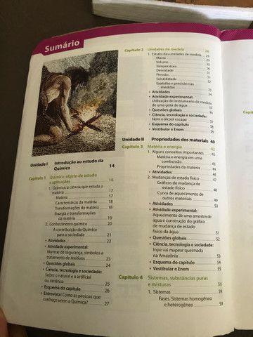Livro de Química 1  - Foto 5