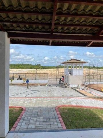 LOTES APARTIR DE 12X33 OU 24X33 COM AREA DE LAZER COMPLETA A 5MIM DA PRAIA  - Foto 7