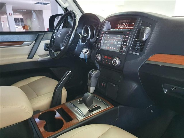 Mitsubishi pajero full 3.8 hpe 4x4 v6 24v gasolina 4p automático - Foto 15