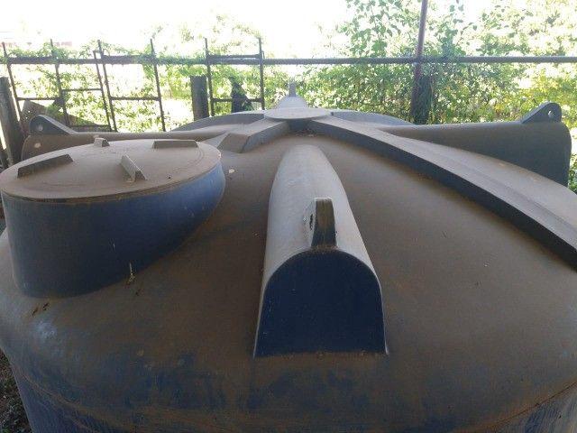 Tanque Fortplus Capaciade 10.000 litros - Usado