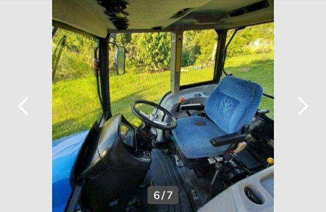 Trator Tl75E com reversor - Foto 4