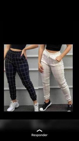 Bory e calças jogger  - Foto 3