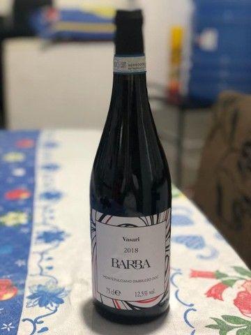 Vinho Montepulciano D abruzzo Vasari 2018  - Foto 2