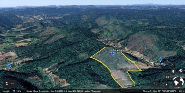 DM- Sítio/Terreno Grande em Santa Teresa 13 hectares - Foto 5