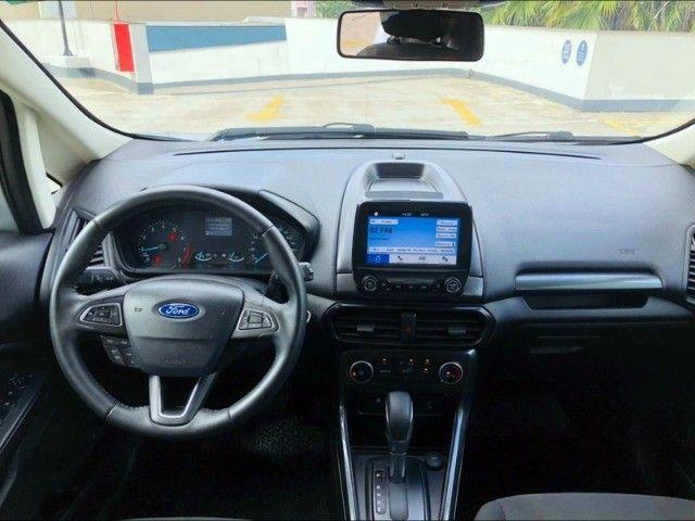 Ford Ecosport Se 1.5 Automática - 2020 - Super Nova - Foto 9