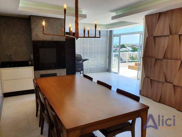 Cobertura com 2 dormitórios à venda, 120 m² por R$ 1.200.000 - Rio Tavares - Florianópolis - Foto 8