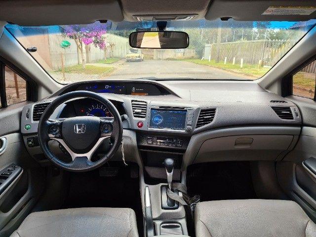 Civic lxr 2.0 automático 2014 - Foto 9