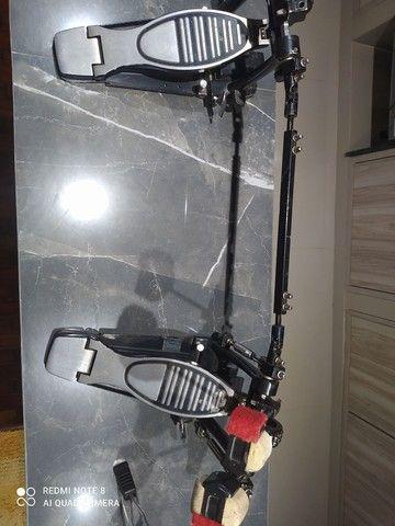 Peças de bateria Pedal e Máquina - Foto 3