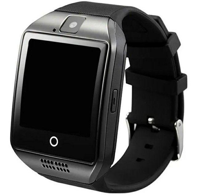 Relógio Smart Watch Q18  Celular Android - Foto 3