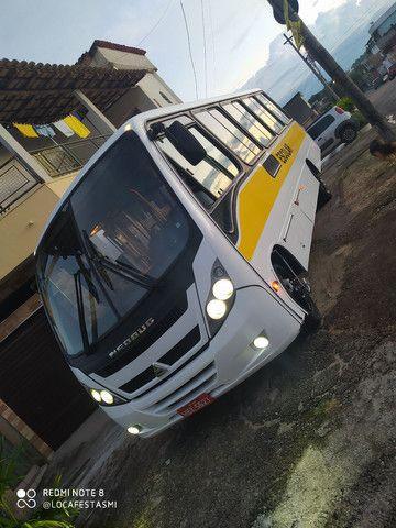 Microônibus Agrale 2010