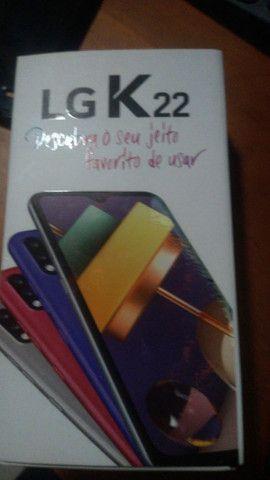 Celular LG K22 - Foto 2